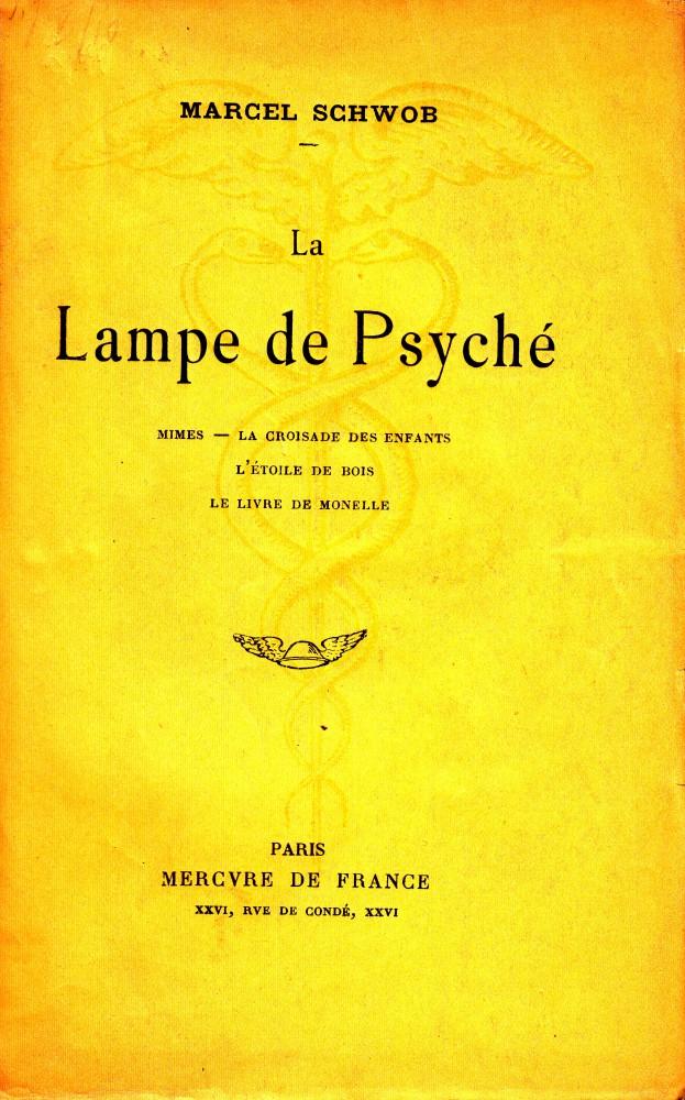 lampe de Psyché